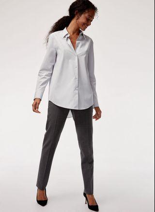 Aritzia Babaton dress shirt
