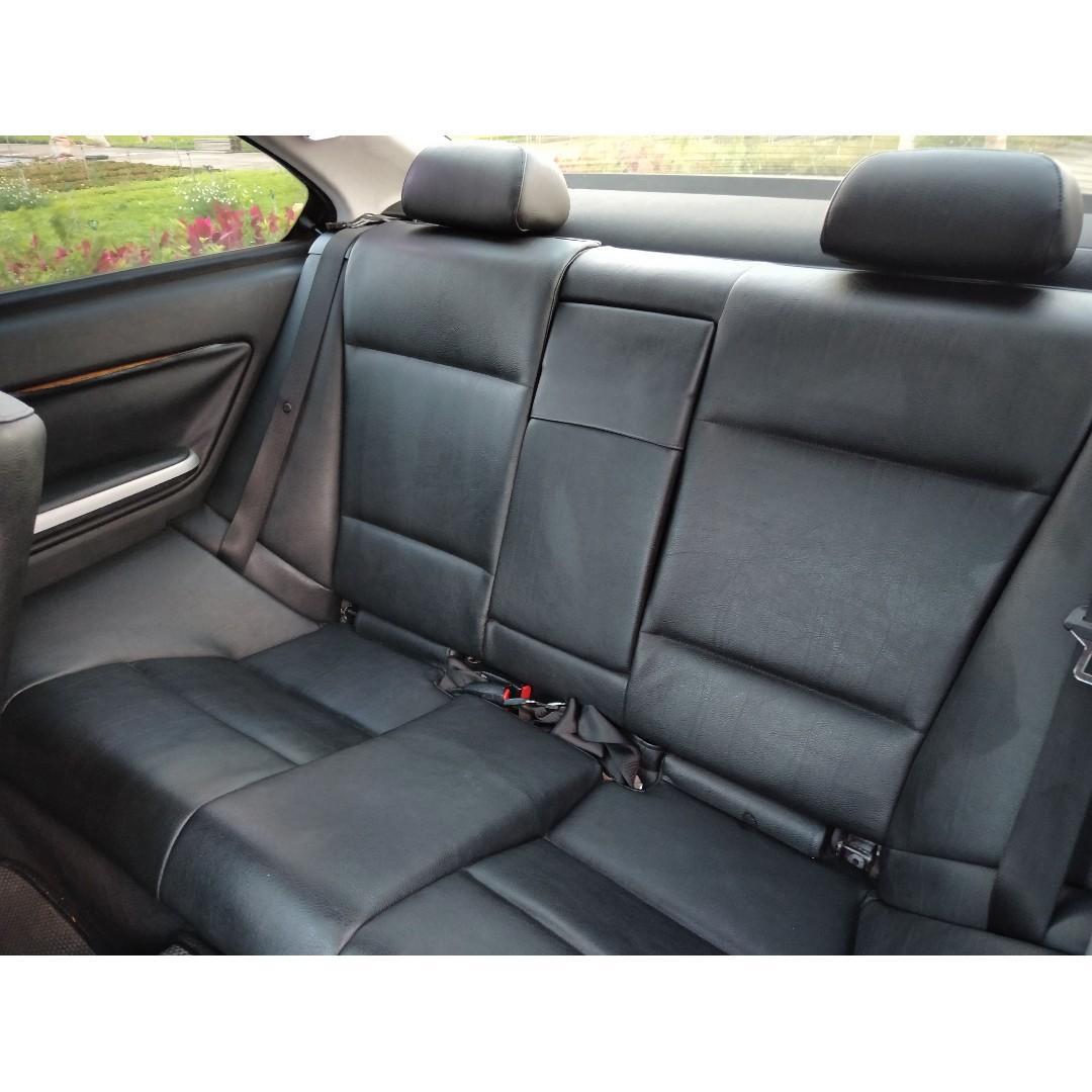 04年寶馬BMW E46 318 CI稀有雙門 全車M版套件!! 全額貸