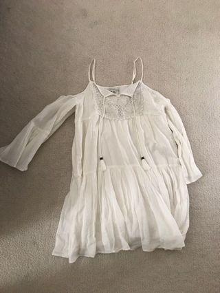 Amercian eagle beach dress
