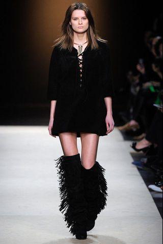 Isabel Marant - Suede Tunic / Dress