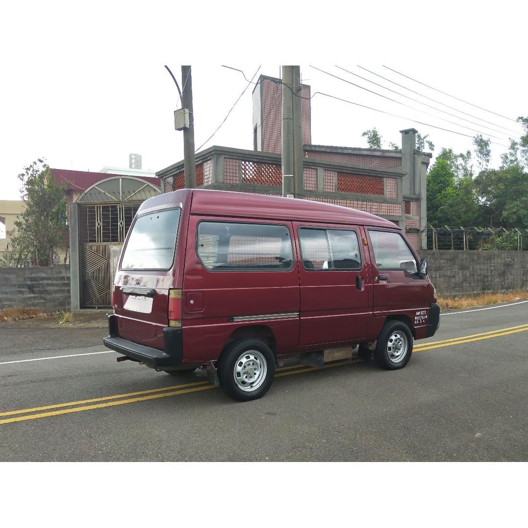 05年三菱 威力 麵包車1.2L 日本引擎 好開好用~ 生財車!!