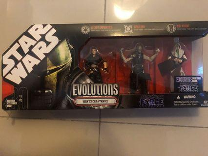 Star Wars Evolutions Vader Secret Apprentice