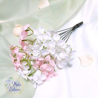 Hydrangea Bunga Sabun Soap Flower