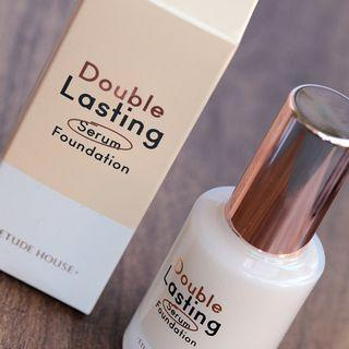 [ETUDE HOUSE] Double Lasting Serum Foundation - 30g (SPF25 PA++)/ Code Almond N08/ exp 2021