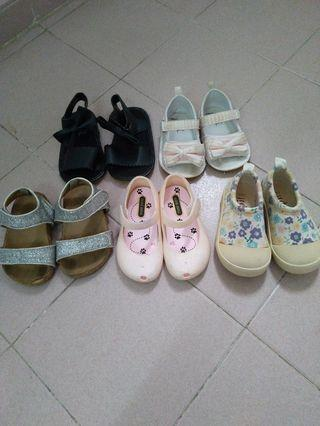 (FREE WITH PURCHASE) Baby girl Shoes & Sandals