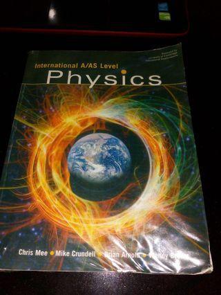 Cambridge A-Levels Physics Textbook