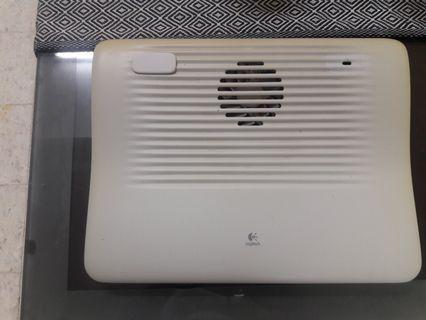 Logitech Laptop cooler pad