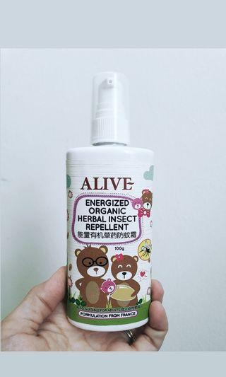 Alive Insect Repellent