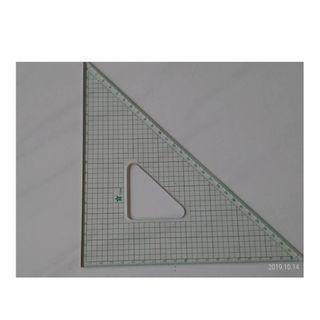 HCS 三角板 等腰三角板 二手 7030B
