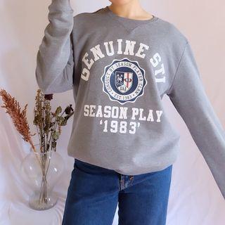 Thrift sweater korea
