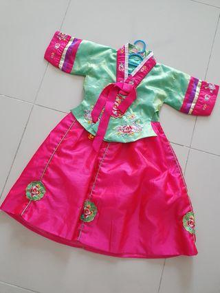 Korean Hanbok Dress