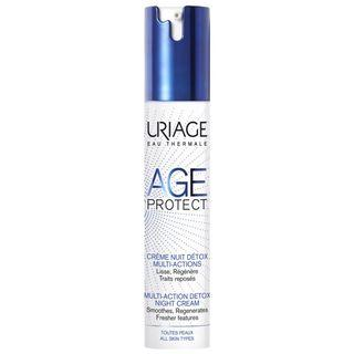 Uriage Age Protect - Multi-Action Detox Night Cream Exp 2022