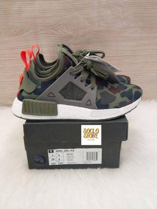 ADIDAS NMD XR1 DUCK CAMO OLIVE GREEN BNIB 100% Perfect Kicks BNIB