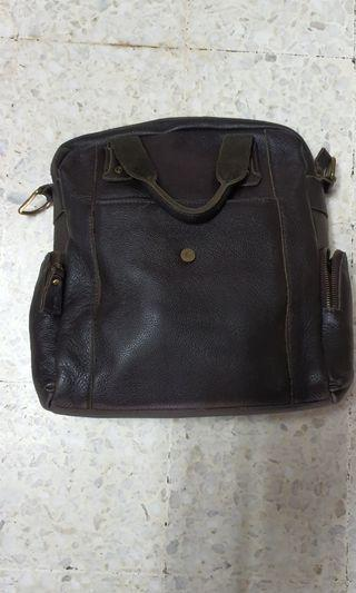 Country Hide Leather Sling Bag
