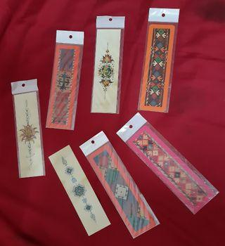 Colorful Islamic Bookmarks Collection