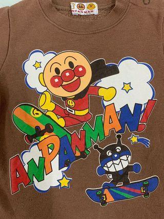 Sweatshirt Anpanman