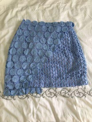 Top Shop Lace Skirt