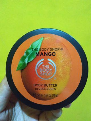 The Body Shop Body Butter Freeongkir