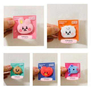 【✅ READY STOCK】BT21 Baby Magnet