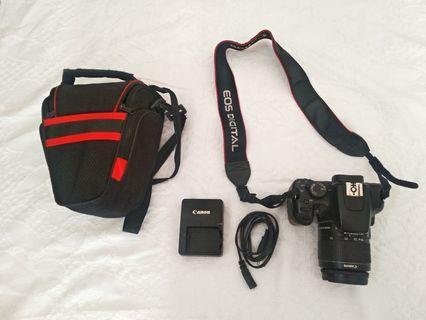 Canon EOS 1000D (Semua fungsi Normal)