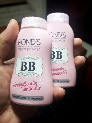Ponds BB Magic Powder (bundle price)