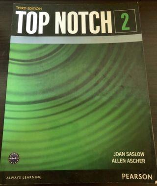 TOP NOTCH-PEARSON