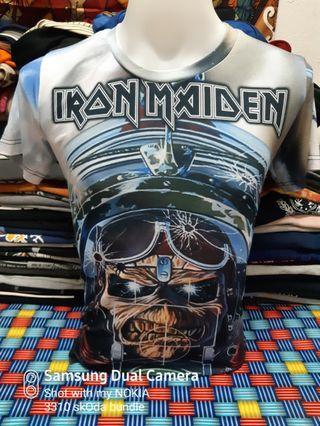 Iron maiden fullprint