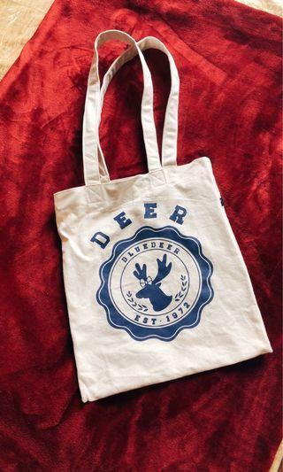 Bluedeer手提袋 近全新