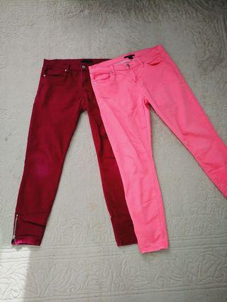 Combo Forever 21 Pants