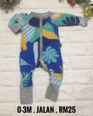 Bonds Wondersuit 0-3m