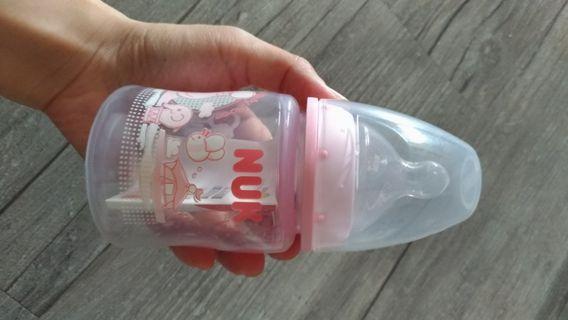 NUK全新奶瓶