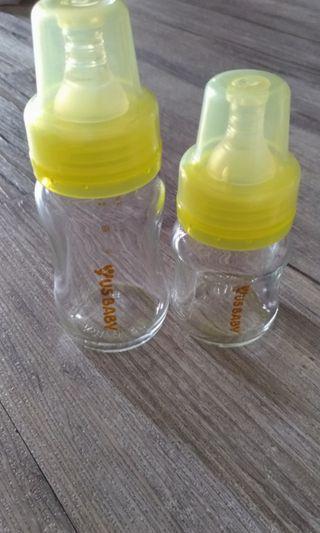 一般口徑玻璃奶瓶