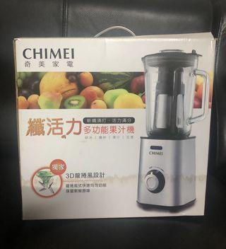 CHIMEI奇美 纖活力多功能果汁機MX-1500S2