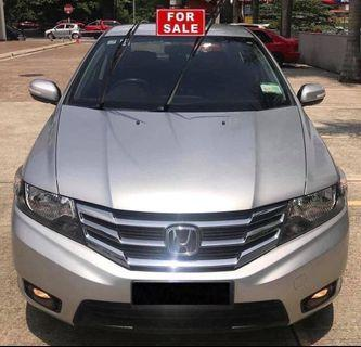 HONDA CITY 1.5 I-VTEC (A) 2014 SAMBUNG BAYAR