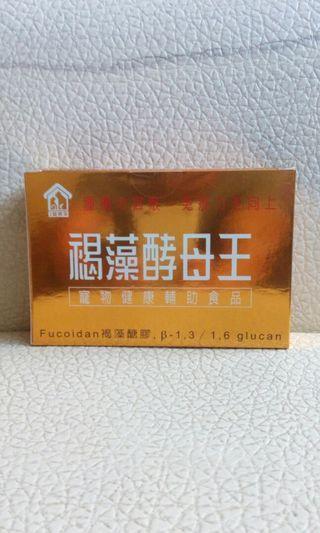 寵樂芙 褐藻酵母王 (3g*30包)
