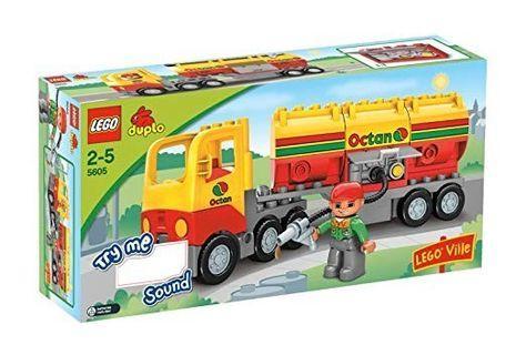 Lego duplo lorry 5605