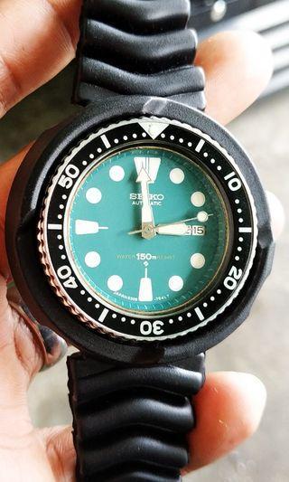 Seiko diver 6309-7290