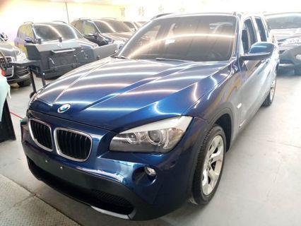2010年 BMW X1 S-Driver 20d 2.0 總代理