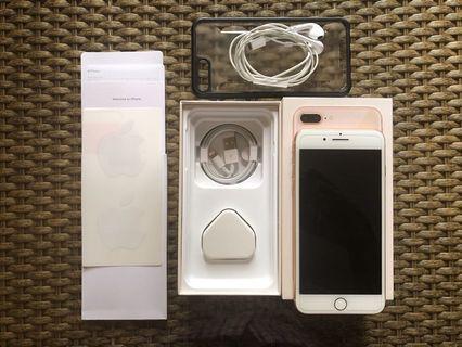 iPhone 8+ Plus 256GB MYSET GOLD (FULLSET)