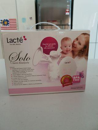 Lacte Solo Breastpump