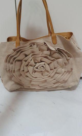 VALENTINO canvas bag