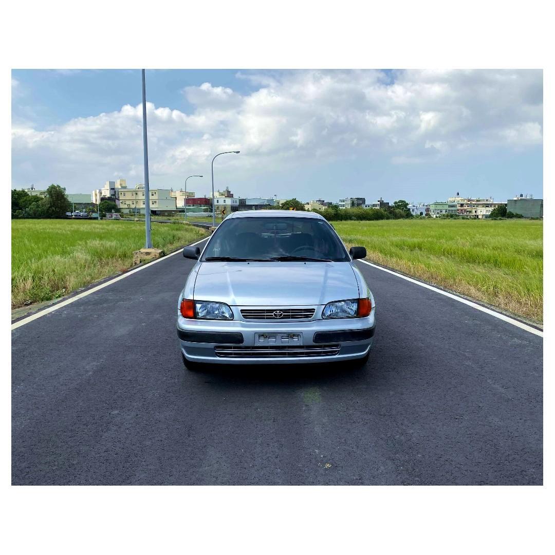 特雪兒1.5L ABS 就賣五萬八~~ 無待修車況好