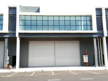 1.5 Storey Link Factory At Jalan Sungai Puloh, Off Jalan Kapar, Klang