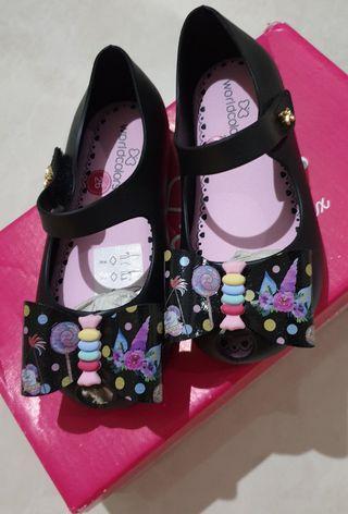 Sepatu anak Perempuan Worldcolors