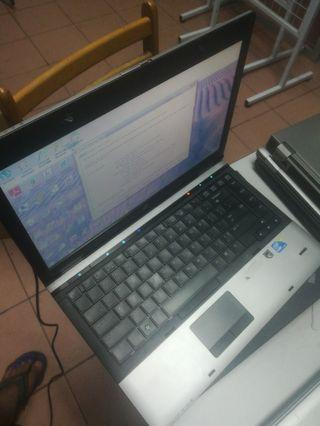 Hp laptop i5 gaming editing