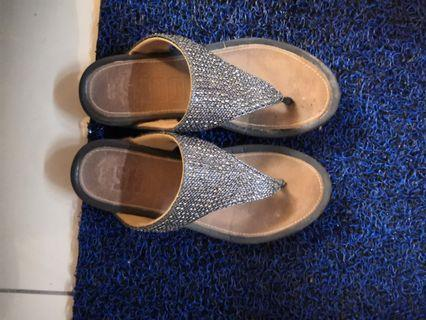 Shoopen glitters slipper