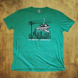 【不藏私】St.patrick day pub crawl T-shirt