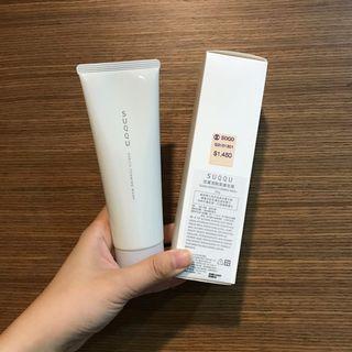 Suqqu 活膚潤顏潔膚皂霜 洗面乳 潔顏 125g