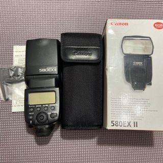 Canon 580 EX II (水)