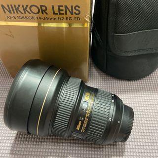 Nikon 14-24MM F2.8 G (水)
